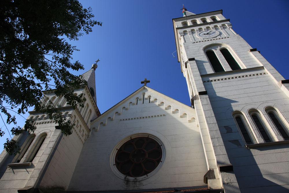 Katolikus templom | eotvosoh © 2021