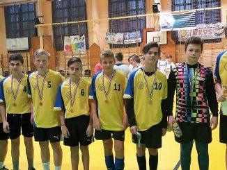 Futsal Diákolimpia™ városi-körzeti forduló 2017. november 29.