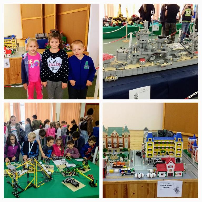 LEGO kiállításon jártunk