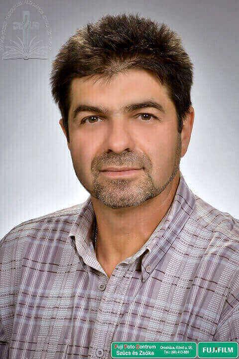 Fejes Gyula – tanár