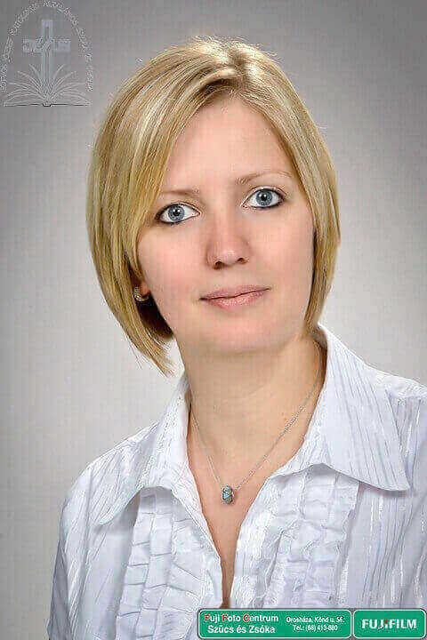 Sitkei Katalin – tanár