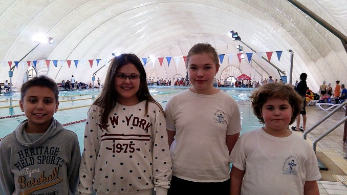 Úszó Diákolimpia