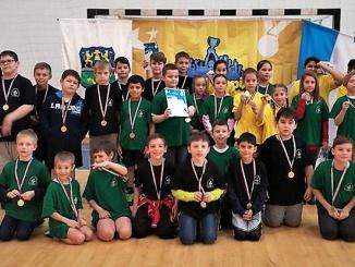 Grundbirkózó diákolimpia Veszprém