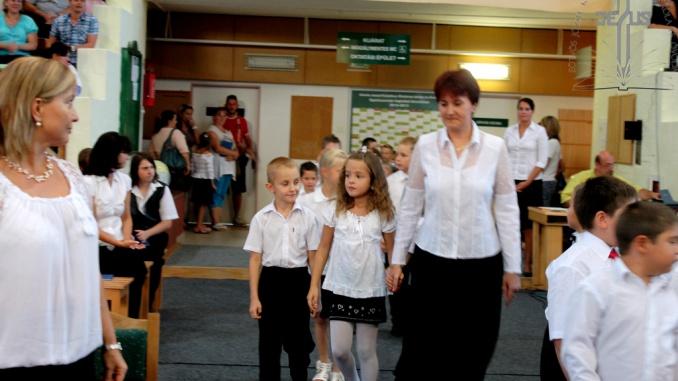Tanévnyitó ünnepség 2013. augusztus 30.
