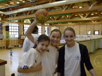 Diákolimpia kézilabda IV. Korcsoportos lány csapat