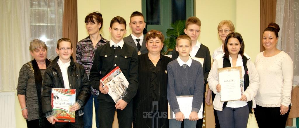 Ifjú szónokok az Eötvösben 2014