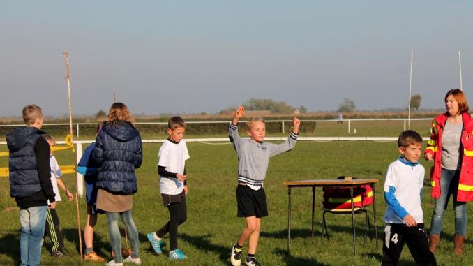 Mezei futás Megyei 2015. november 11. Orosháza