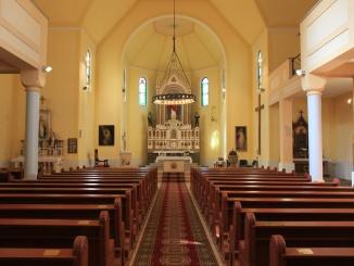 orosházi római katolikus templom