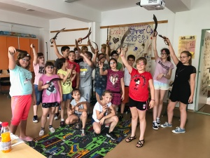 English Summer Camp-szerda