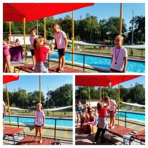 Városi-körzeti úszás Diákolimpia