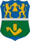 Oroshaza város címere
