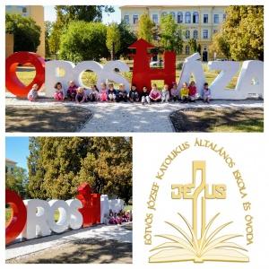 Margaréta csoport: Orosháza a mi városunk