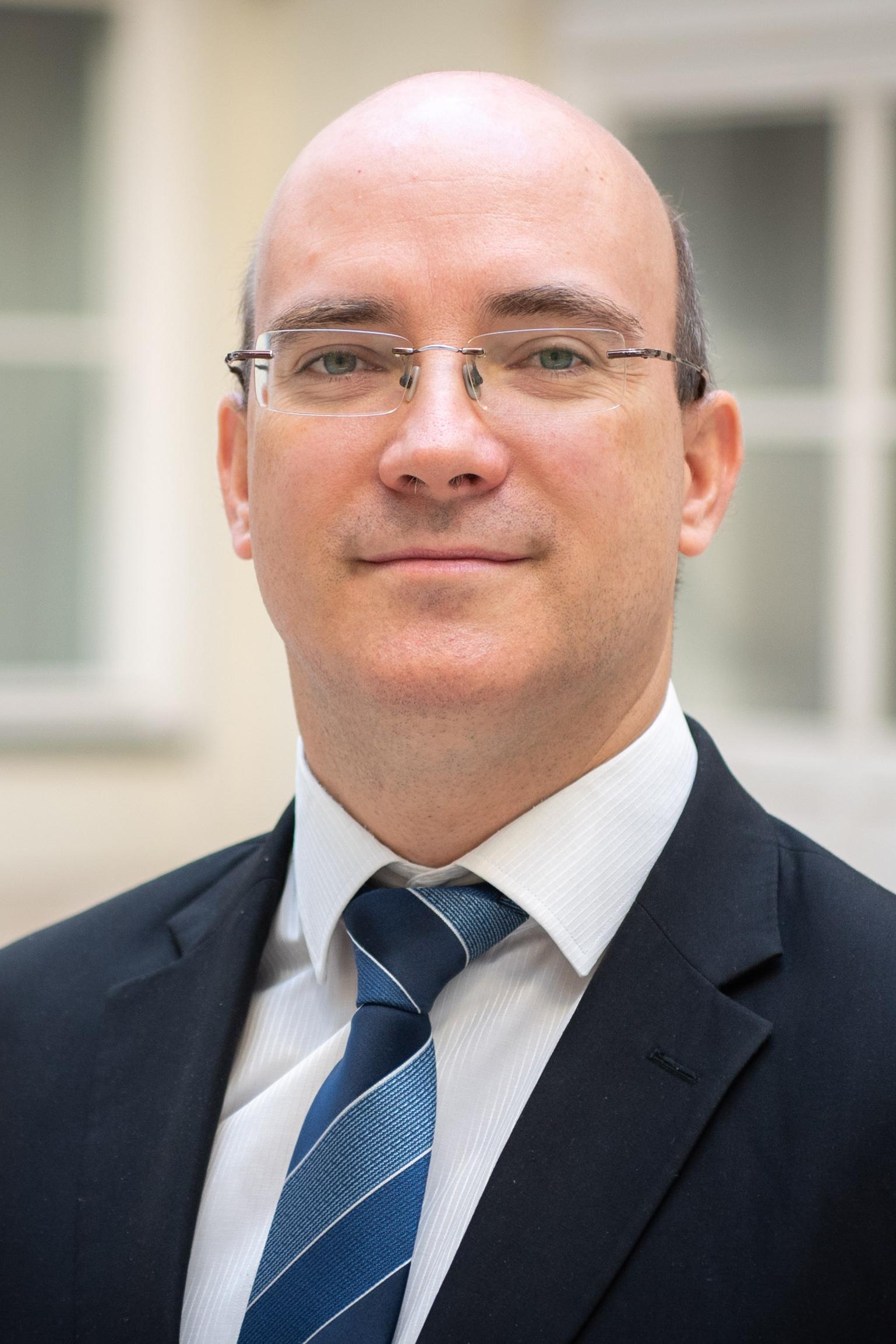 Dr. Maruzsa Zoltán köznevelésért felelős államtitkár