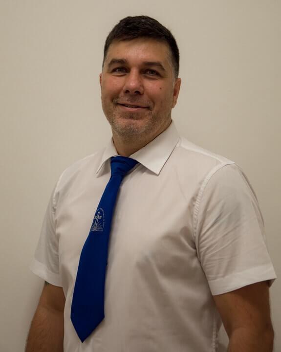 Szénási Viktor – tanár