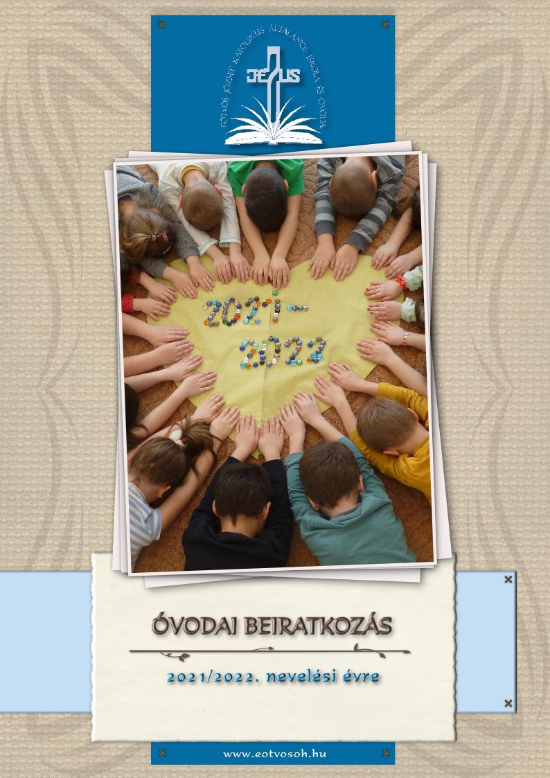 Óvodai beiratkozás 2021-2022 | eotvosoh © 2021